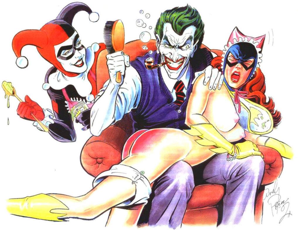 Joker bdsm
