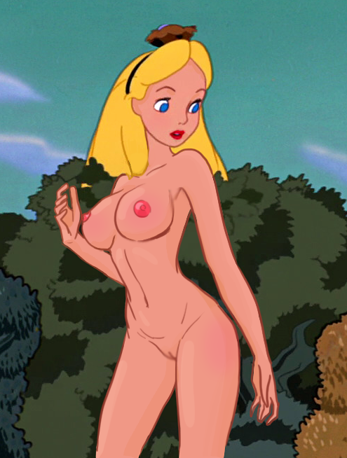 Alice disney nude