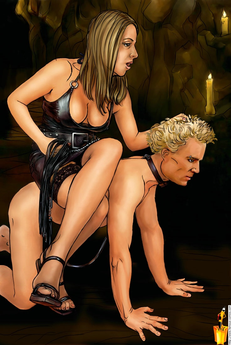 Buffy the vampire player xxx