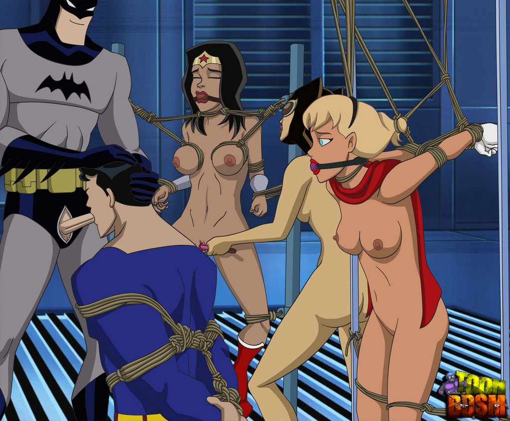 superman the animated series porn