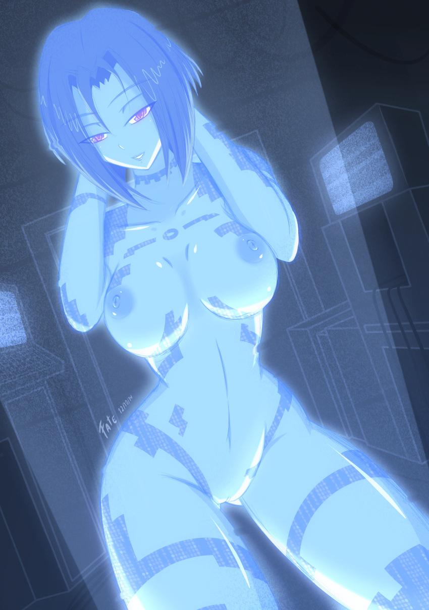 Cortana Hentai Comic