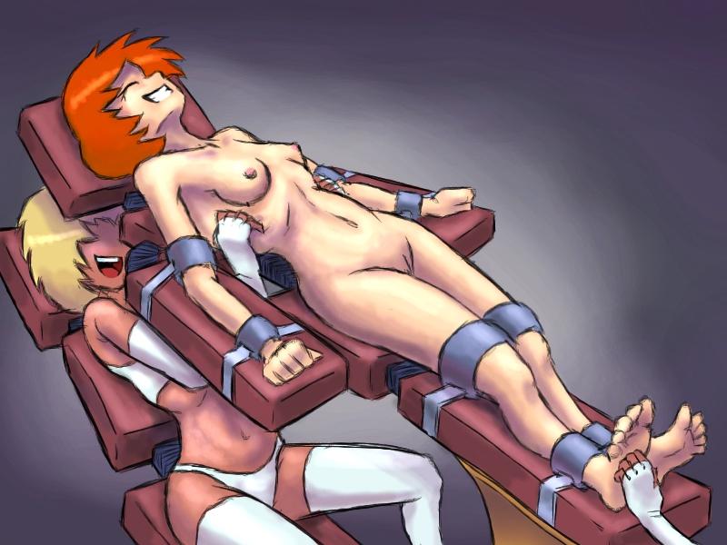 tickling-nude