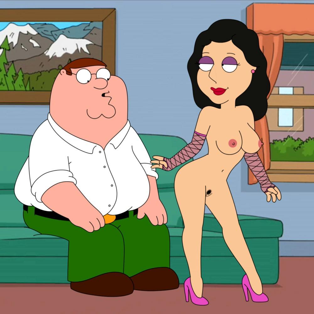 Family guy xxx hole in the fence by jaegerbite