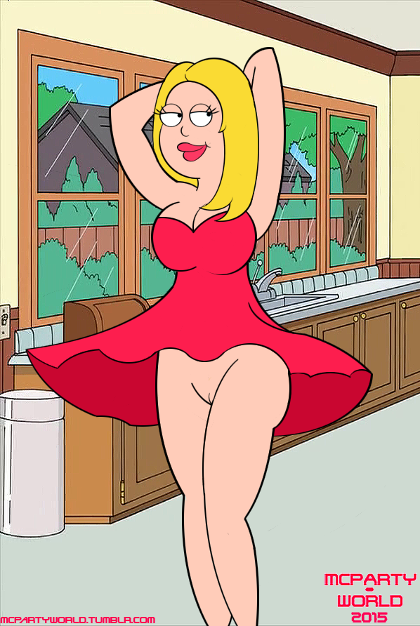 naked-francine-smith-ass