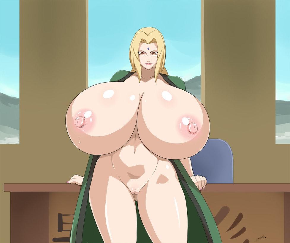 Lady tsunade nude pics #13