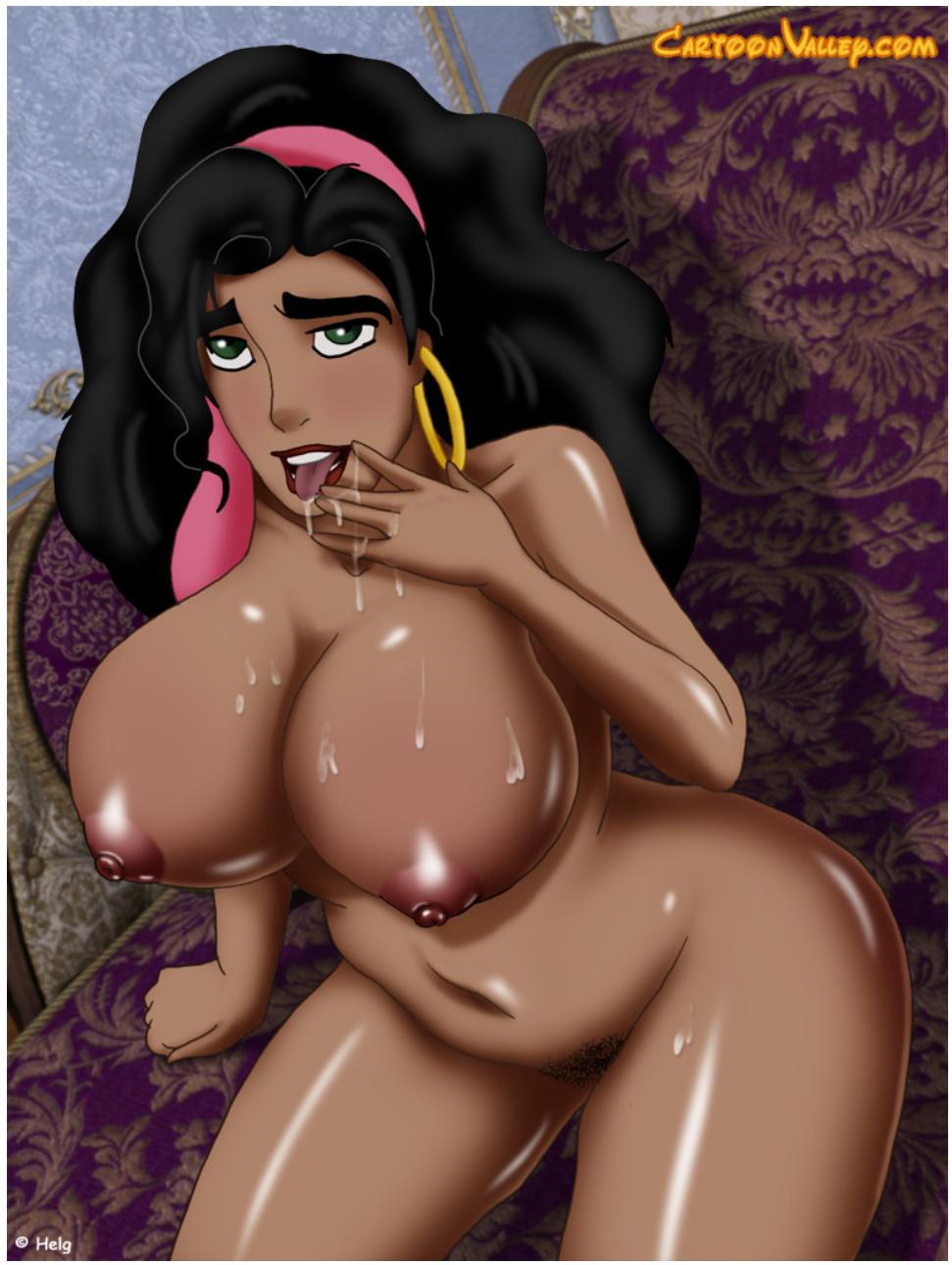 esmeralda-cartoon-valley-porn