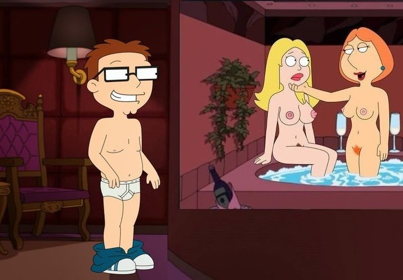 Family guy and american dad porn pics panty pics best