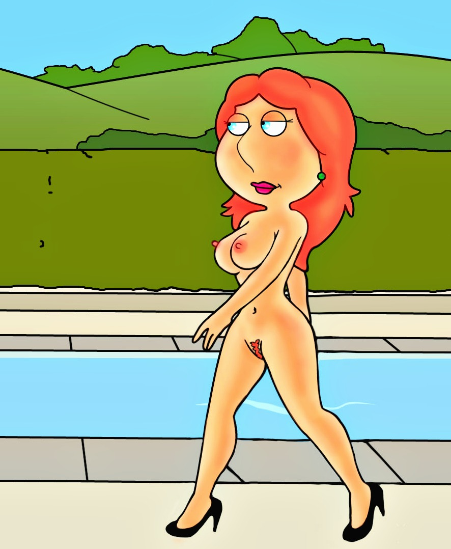 Lois griffin nude in heels — img 4