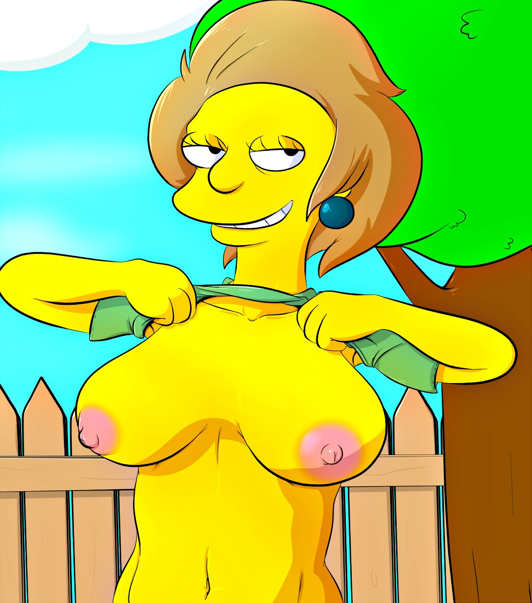 Girl krabappel porn american