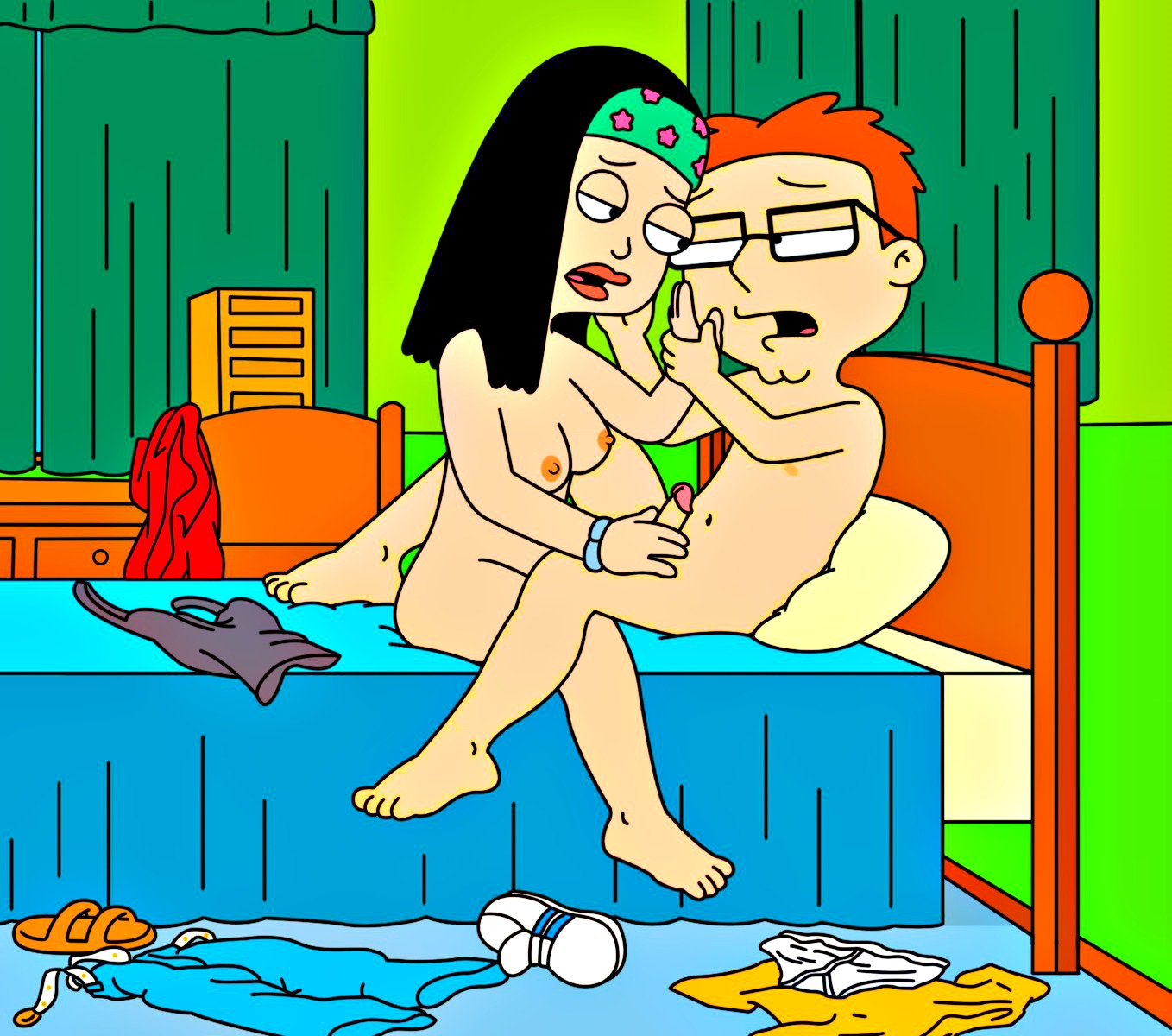 American dad sex doll message, matchless)))