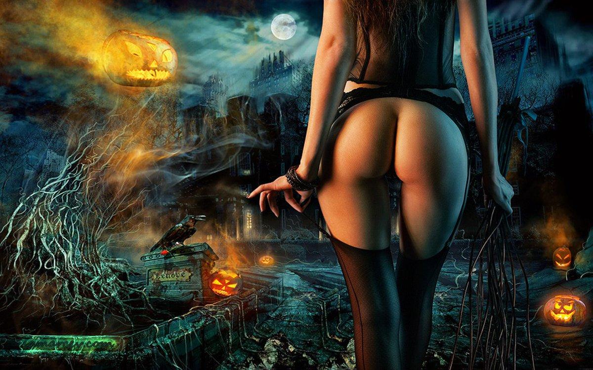 naked-ass-halloween
