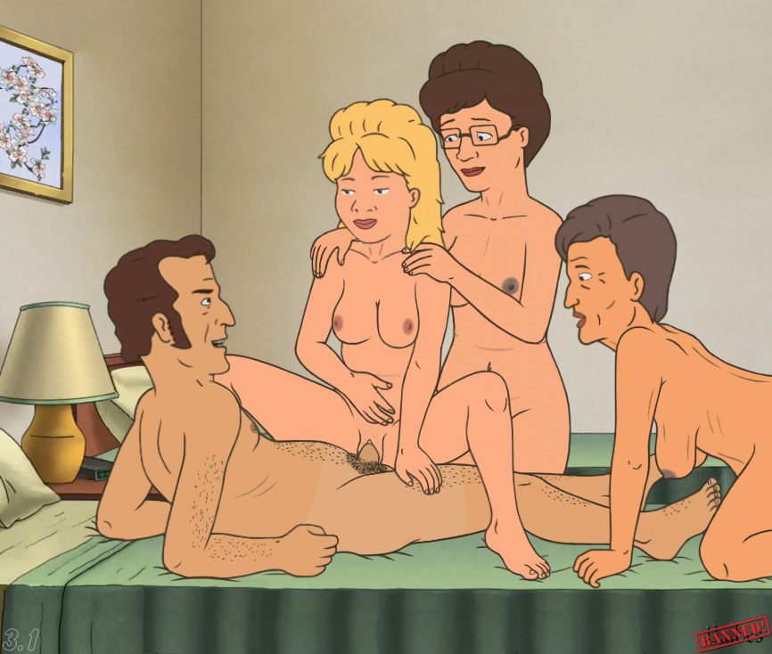 King of the hill luanne vagina 11