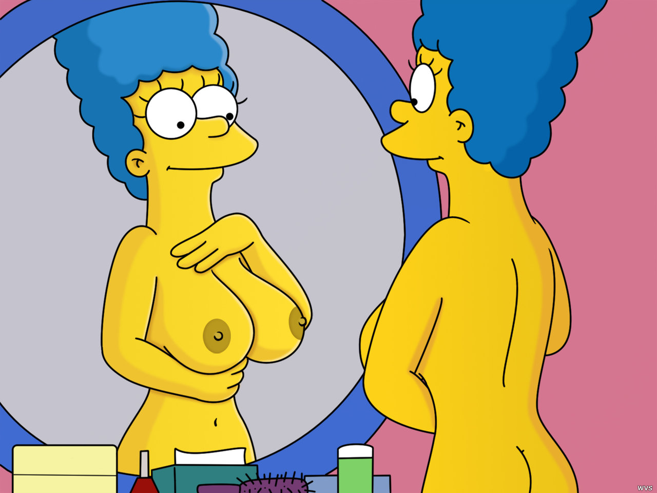 Marge simpson tits porn — photo 1