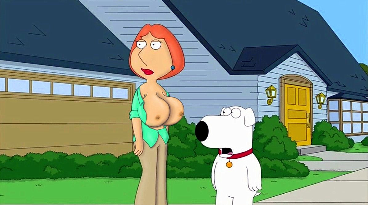 All family guy characters naked