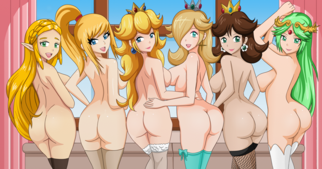Little very nintendo ladies porn padukone