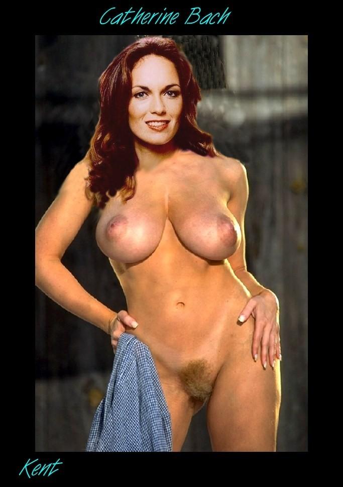 Catherine bach nude, brutal screeming anal gifs