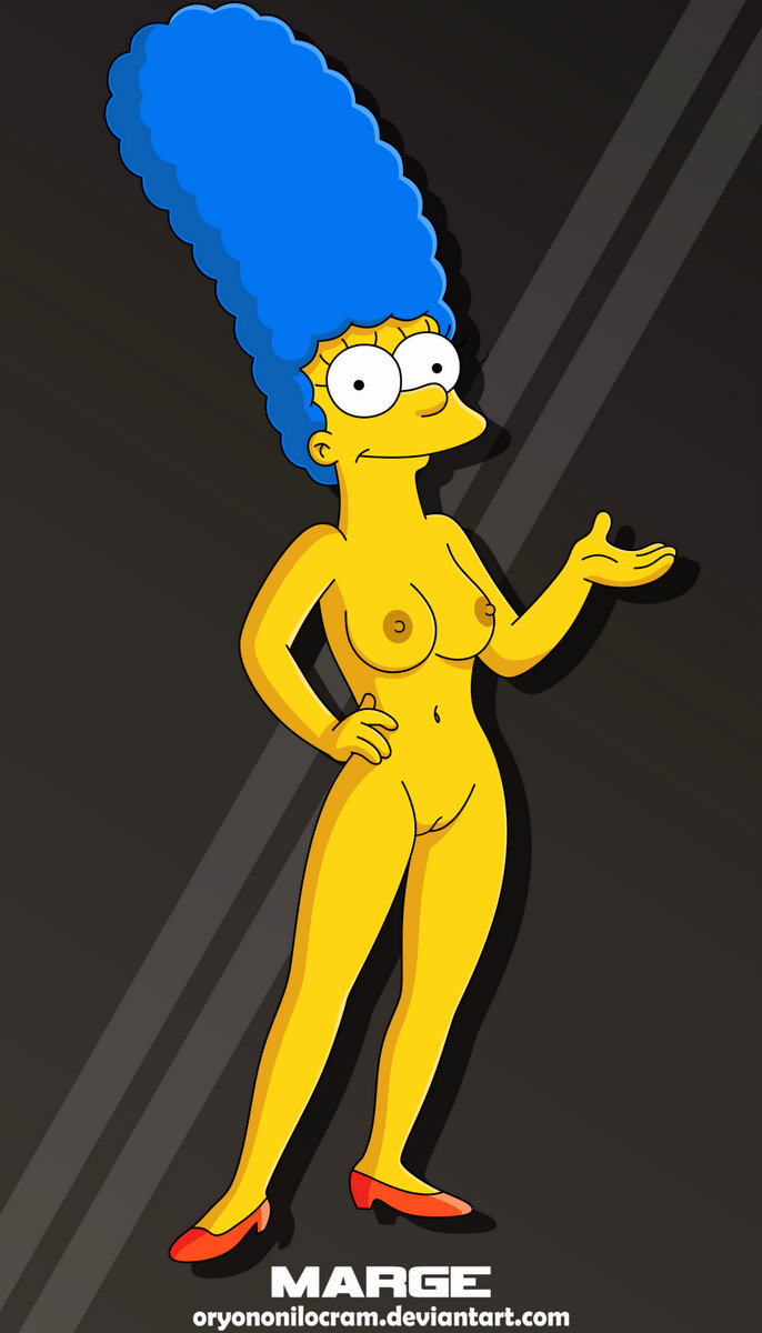 The simpsons naked vagina — photo 3