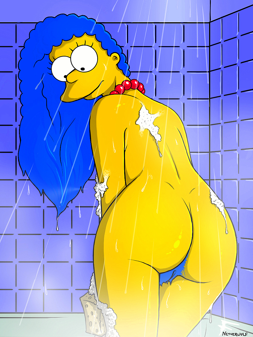 Simpsons vagina naked — pic 2