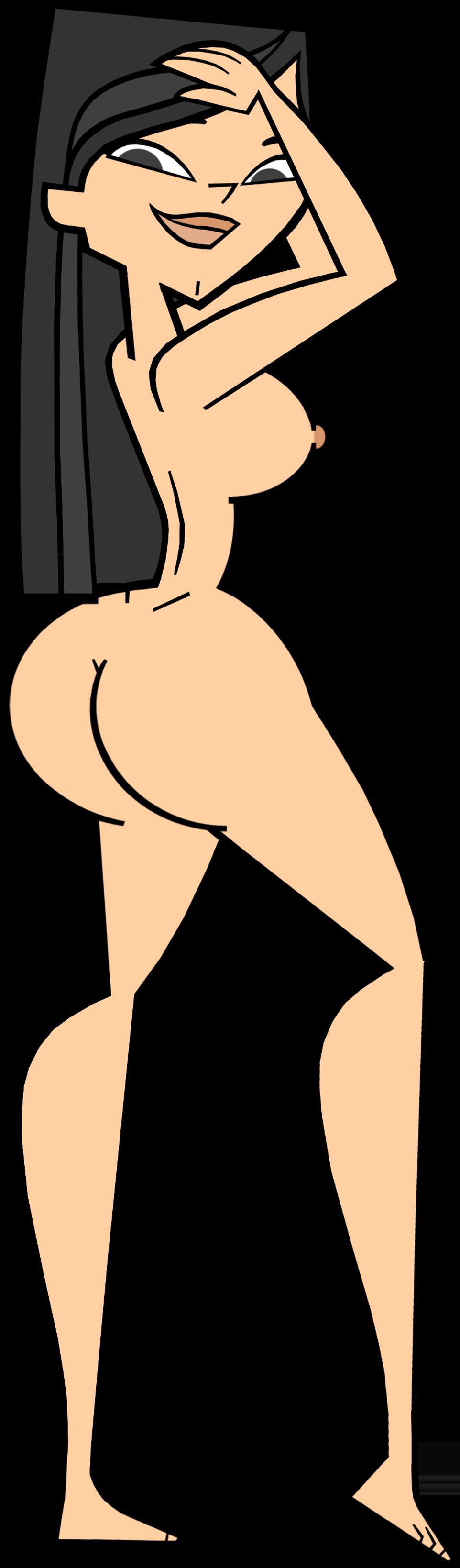 Total drama island naked females