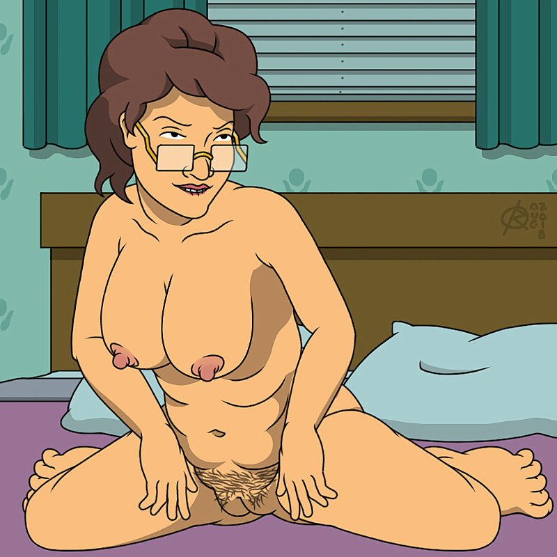 Peggy hill very biv nude breasts — pic 4