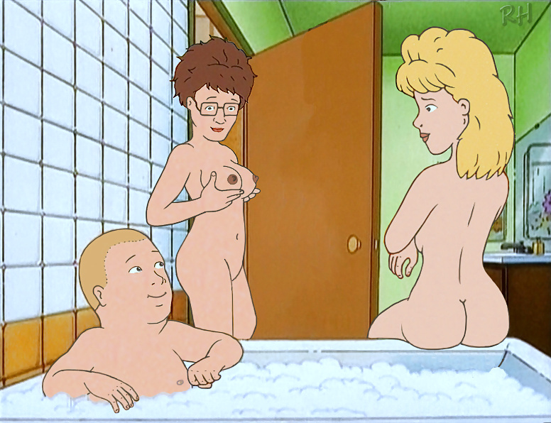 King of the hill luanne shower porn — pic 15