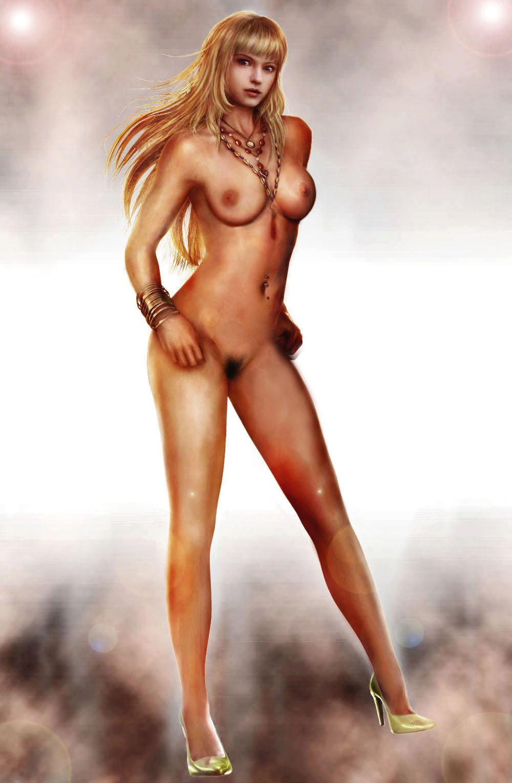 Sexy nude tekken girls nude pics
