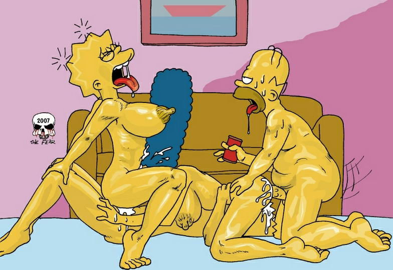 simpsons-porn-cowgirl