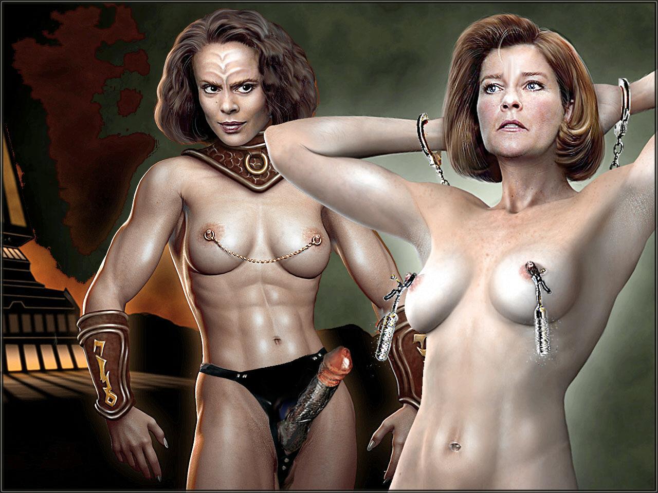Kate mulgrew boob naked — img 6