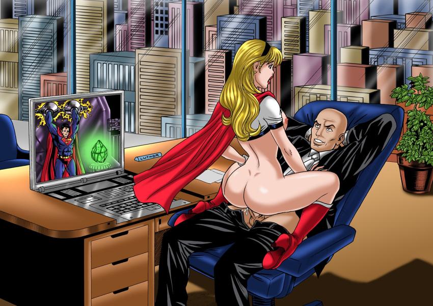 porn-supergirl-comic-brooke-burke-anal-sex