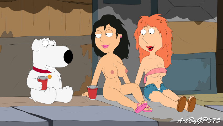 uncensored-lois-and-bonnie-swanson-naked-babes-naked-dbz
