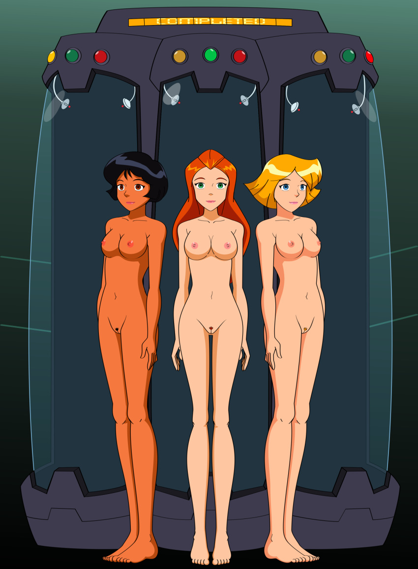 Naked totally spies having sex, mature bbw handjobs