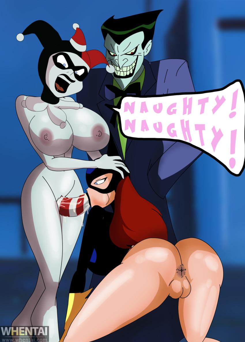 Harley Quinn Batman Hentai