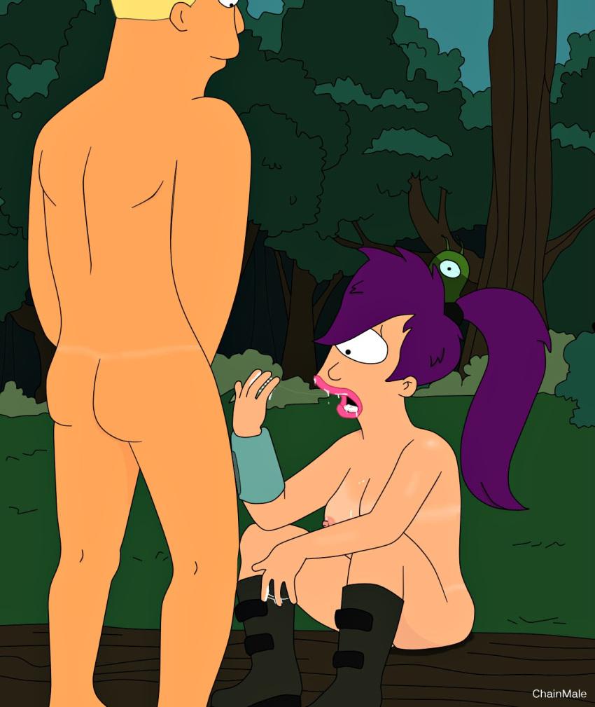 Futurama nudist porn — pic 7
