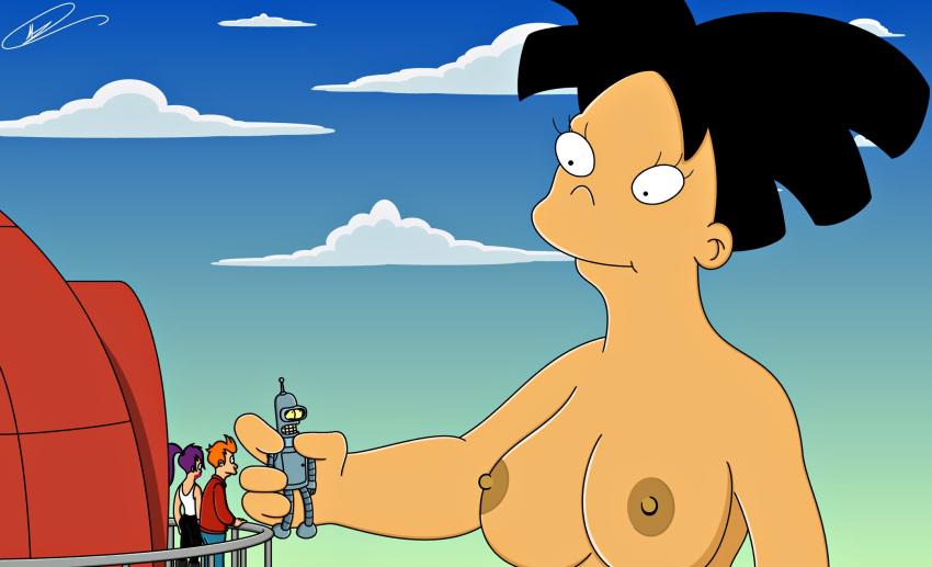 futurama-girl-tits-malayalam-hot-boobs