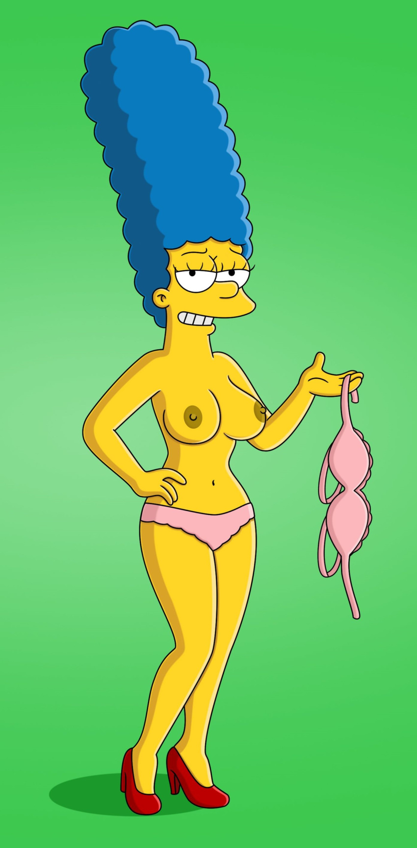 Marge simpson hot naked, for your russian lady