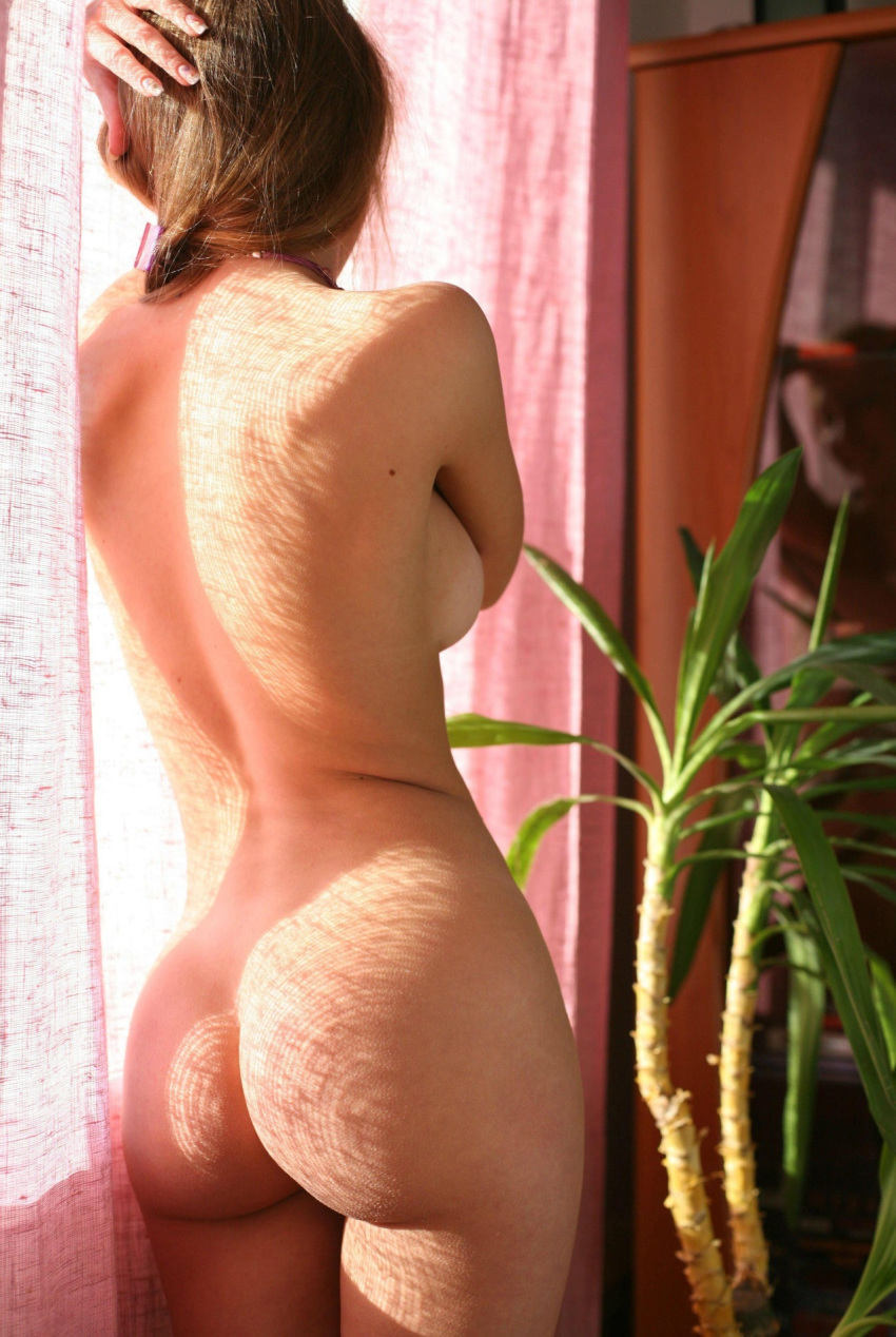 Pinus in naked ass #14