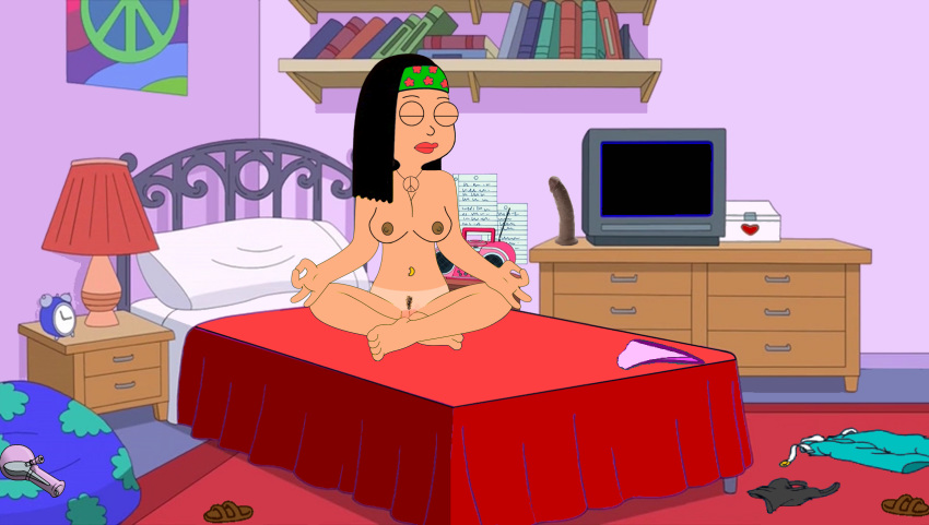 american-dad-francine-nackt-michelle-ivers-clit