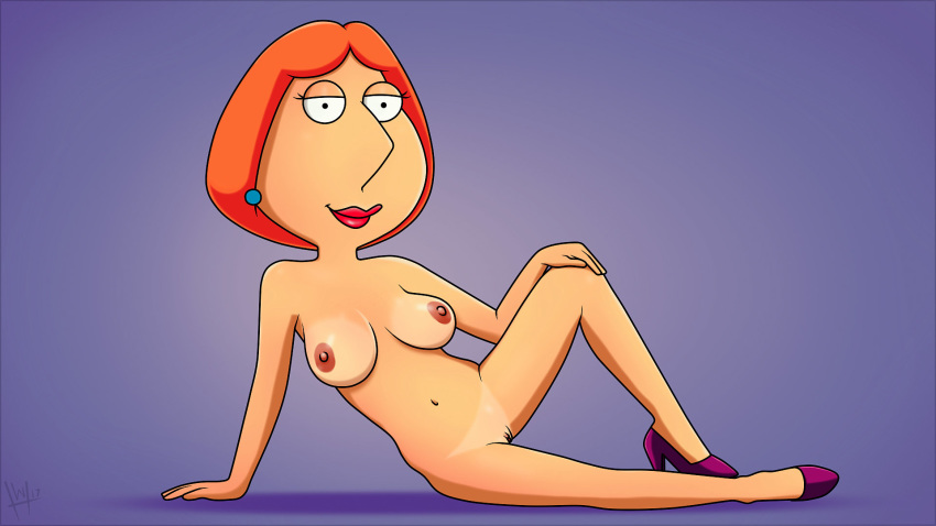 Lois griffin naked long down