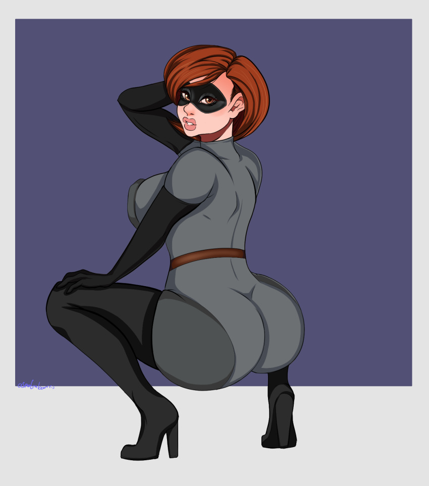Helen parr booty — pic 14