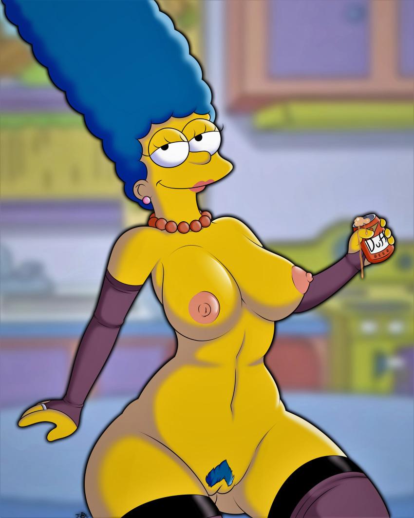 Marge naked leaked photos