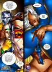 anus ass colossus comic cum cum_drip cyclops_(character) discord erection fingering futanari handjob marvel mystique nude ororo_munroe penis rogue scott_summers storm_(x-men) text x-men rating:Explicit score:10 user:Lizard