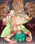 anime blood bulma bulma_brief bulma_briefs c-moon dragon_ball_z eyebrows hair ozaru pregnant rating:Explicit score:-5 user:rule35