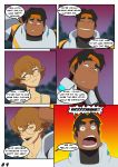 comic dankwart hunk_(voltron_legendary_defender) katie_holt pidge_gunderson stranded_desires text voltron voltron_legendary_defender rating:Questionable score:1 user:ShadowNanako