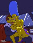 josemalvado marge_simpson tagme the_simpsons yellow_skin  rating:explicit score:40 user:toonhunter