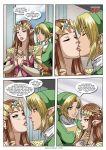 comic kissing link palcomix princess_zelda tagme the_legend_of_zelda twilight_aftermath zelda rating:Safe score:12 user:gamefreak10124