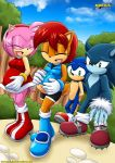 amy_rose mobius_unleashed palcomix pregnant sally_acorn saturday_night_fun_4 sega sonic_the_hedgehog sonic_the_werehog rating:Questionable score:3 user:losttapes219