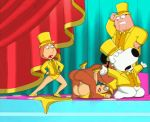 ass brian_griffin family_guy faptraxxx gif glasses interracial jerome_washington legs_up lois_griffin meg_griffin peter_griffin sex vaginal vaginal_penetration rating:Explicit score:13 user:Quagmire