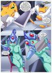 digihentai digimon digital_loverd_(comic) palcomix tagme rating:Questionable score:1 user:Christianmar762