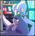 gif goodra huge_breasts loop paizuri penis pokemon r-mk