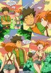 brock kasumi_(pokemon) misty nintendo palcomix pokemon pokemon_(anime) pokepornlive